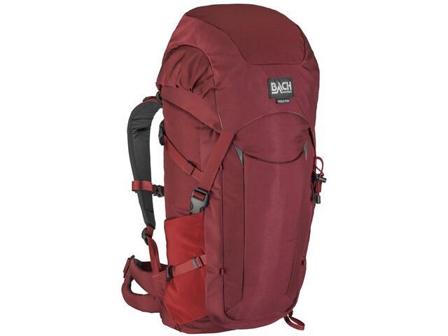 BACH Shield Plus 35 Backpack 44-54cm, rojo